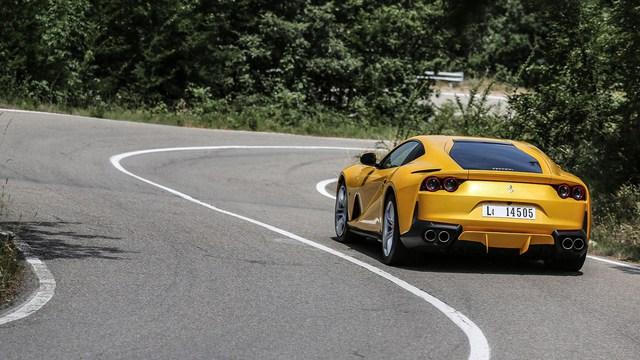 Ferrari rao bán mô hình dùng trong hầm gió của 812 Superfast với giá cao hơn xe thật - Ảnh 5.
