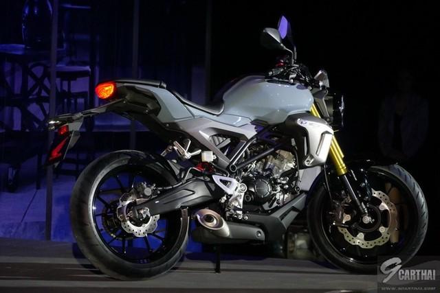 Xe naked bike Honda CB150R ExMotion chính thức trình làng tại Đông Nam Á - Ảnh 3.