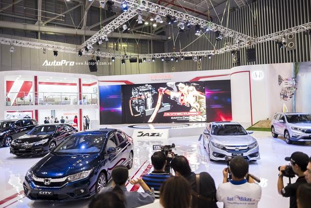 Mazda CX-5 giảm giá sâu, mua Honda CR-V tặng kèm Honda SH: Nên vui hay nên buồn - Ảnh 3.