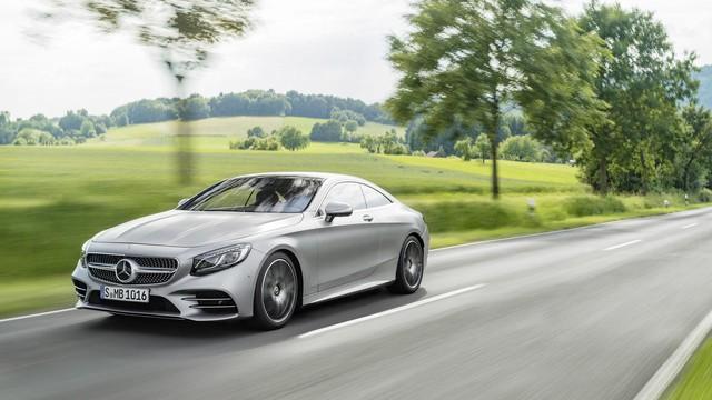 Mercedes-Benz S-Class Coupe 2018 trình làng, thêm lựa chọn cho nhà giàu - Ảnh 8.
