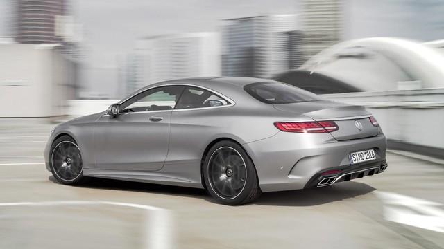 Mercedes-Benz S-Class Coupe 2018 trình làng, thêm lựa chọn cho nhà giàu - Ảnh 2.