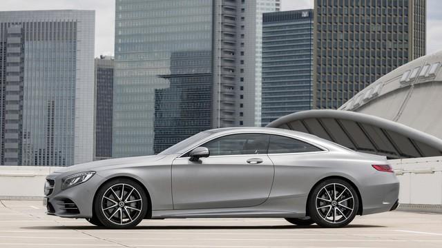 Mercedes-Benz S-Class Coupe 2018 trình làng, thêm lựa chọn cho nhà giàu - Ảnh 5.