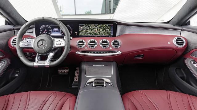 Mercedes-Benz S-Class Coupe 2018 trình làng, thêm lựa chọn cho nhà giàu - Ảnh 6.