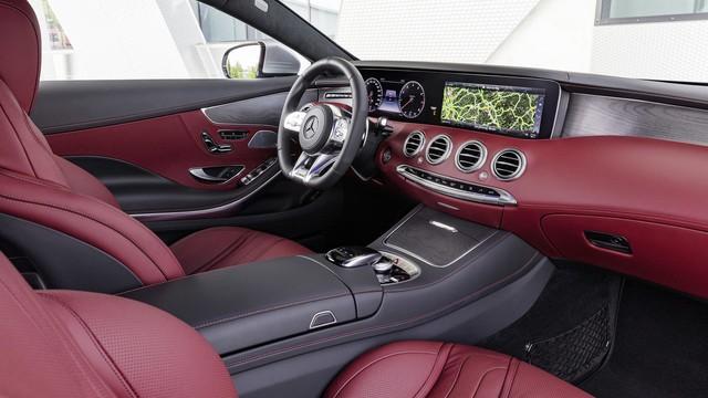 Mercedes-Benz S-Class Coupe 2018 trình làng, thêm lựa chọn cho nhà giàu - Ảnh 7.