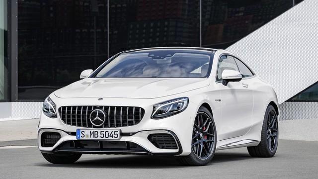 Mercedes-Benz S-Class Coupe 2018 trình làng, thêm lựa chọn cho nhà giàu - Ảnh 10.