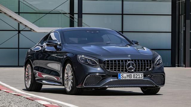 Mercedes-Benz S-Class Coupe 2018 trình làng, thêm lựa chọn cho nhà giàu - Ảnh 13.