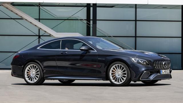 Mercedes-Benz S-Class Coupe 2018 trình làng, thêm lựa chọn cho nhà giàu - Ảnh 15.