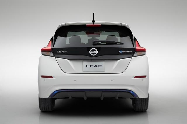 Nissan Leaf 2018 ra mắt với công nghệ nhiều như mây - Ảnh 8.