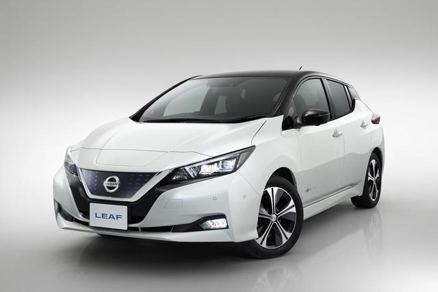 Nissan Leaf 2018 ra mắt với công nghệ nhiều như mây - Ảnh 12.