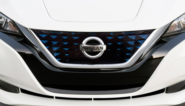 Nissan Leaf 2018 ra mắt với công nghệ nhiều như mây - Ảnh 13.