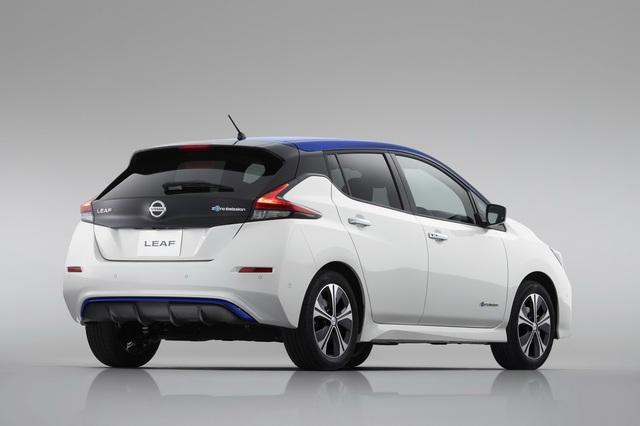 Nissan Leaf 2018 ra mắt với công nghệ nhiều như mây - Ảnh 21.