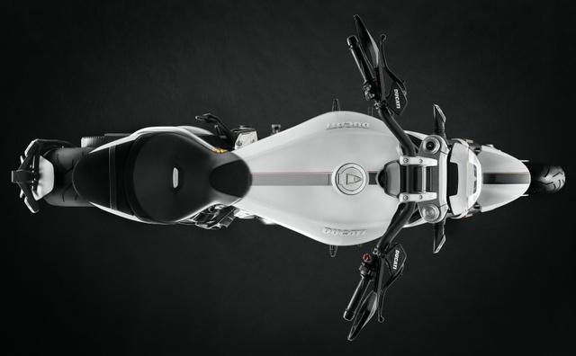 Ducati XDiavel 2018 đẹp mã hơn với màu sơn trắng mới - Ảnh 4.