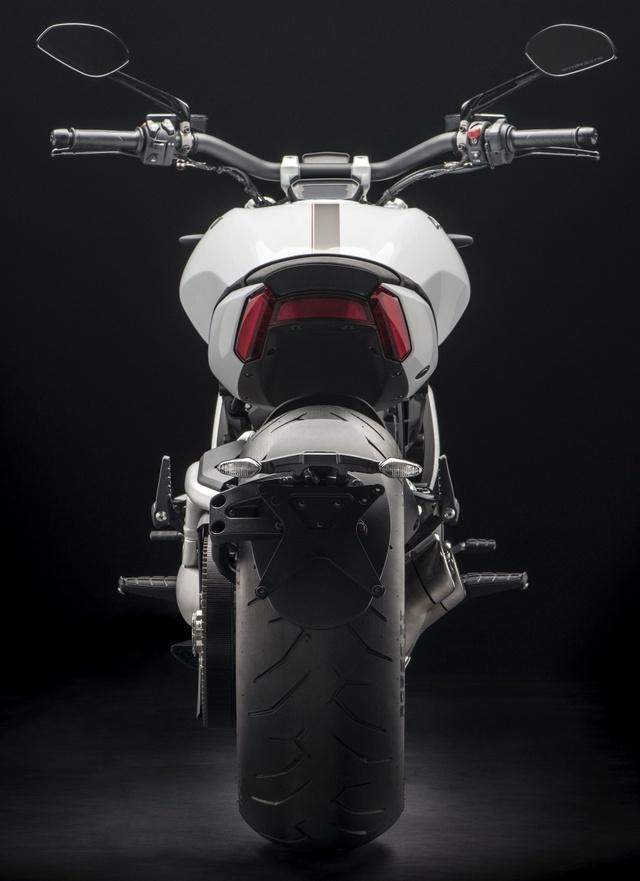 Ducati XDiavel 2018 đẹp mã hơn với màu sơn trắng mới - Ảnh 5.