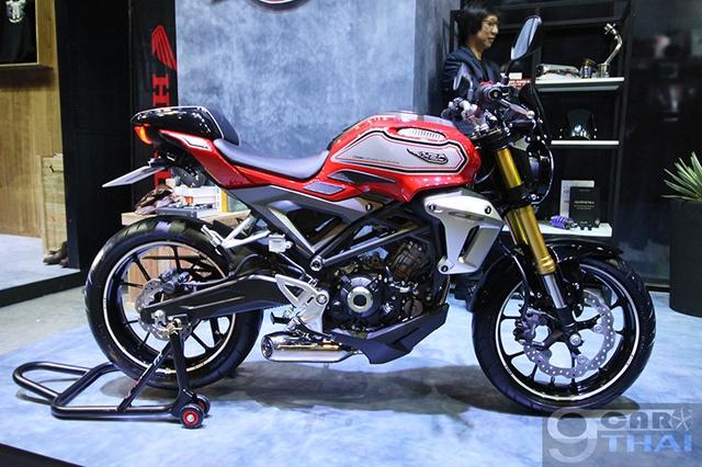 Cận cảnh Honda CB150R ExMotion Street Café mới ra mắt Đông Nam Á - Ảnh 1.
