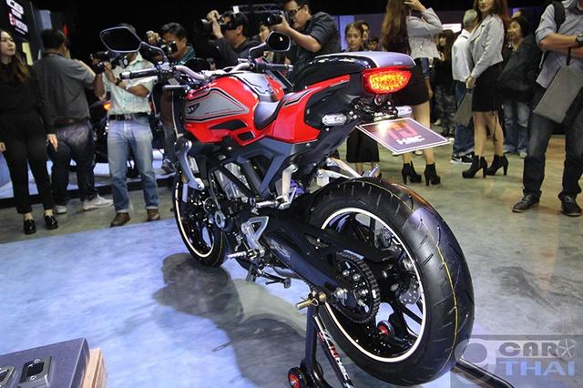 Cận cảnh Honda CB150R ExMotion Street Café mới ra mắt Đông Nam Á - Ảnh 5.