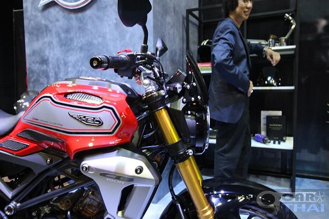 Cận cảnh Honda CB150R ExMotion Street Café mới ra mắt Đông Nam Á - Ảnh 8.