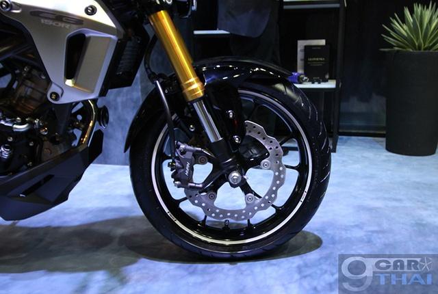 Cận cảnh Honda CB150R ExMotion Street Café mới ra mắt Đông Nam Á - Ảnh 9.