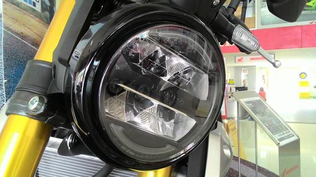 Naked bike khiến người Việt phát thèm Honda CB150R ExMotion đã xuất hiện tại đại lý - Ảnh 2.