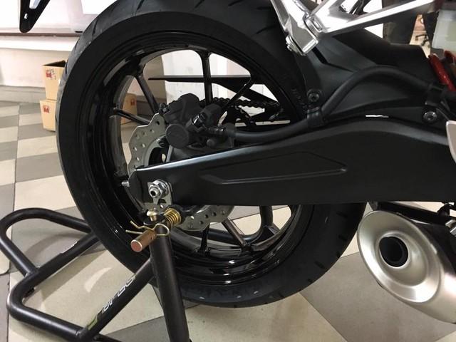 Lần đầu nghe tiếng pô của naked bike Honda CB150R ExMotion mới ra mắt - Ảnh 4.