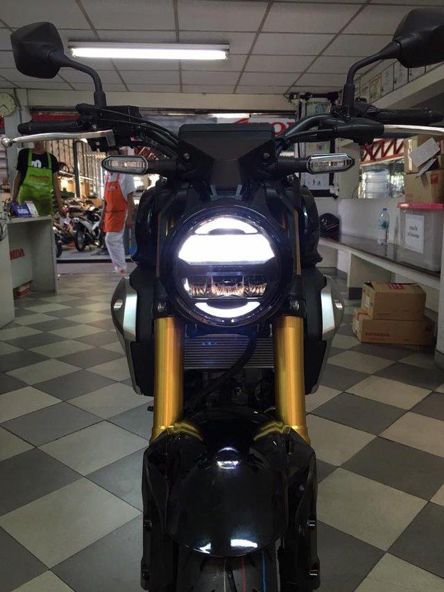Lần đầu nghe tiếng pô của naked bike Honda CB150R ExMotion mới ra mắt - Ảnh 5.