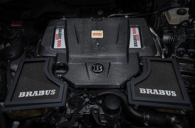 Brabus G65 - Xe off-road mạnh nhất thế giới, giá lên đến 18,16 tỷ Đồng - Ảnh 3.
