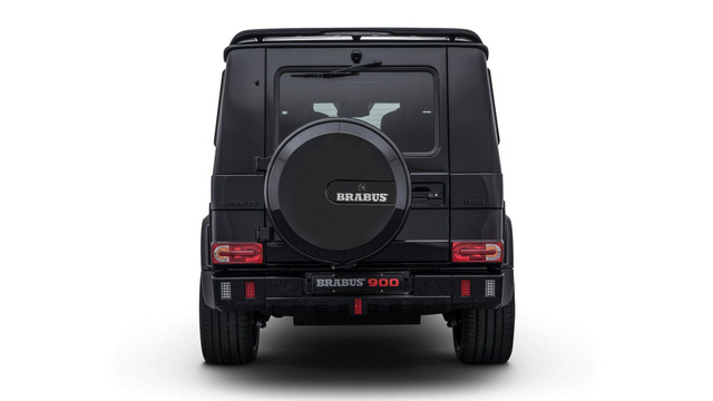 Brabus G65 - Xe off-road mạnh nhất thế giới, giá lên đến 18,16 tỷ Đồng - Ảnh 13.