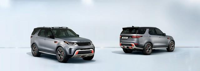 Land Rover Discovery SVX - SUV mạnh mẽ cho người đam mê off-road - Ảnh 1.
