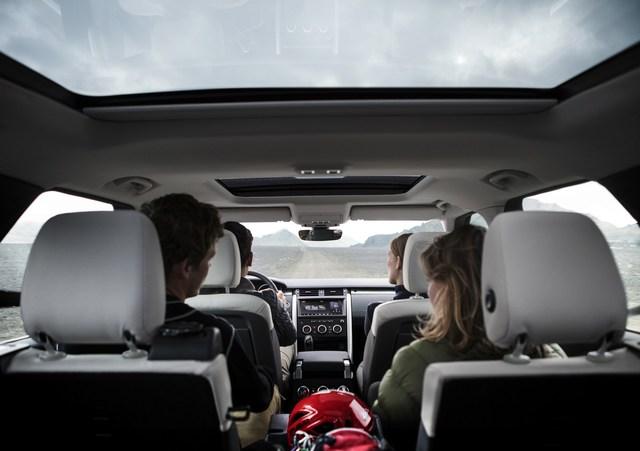 Land Rover Discovery SVX - SUV mạnh mẽ cho người đam mê off-road - Ảnh 6.
