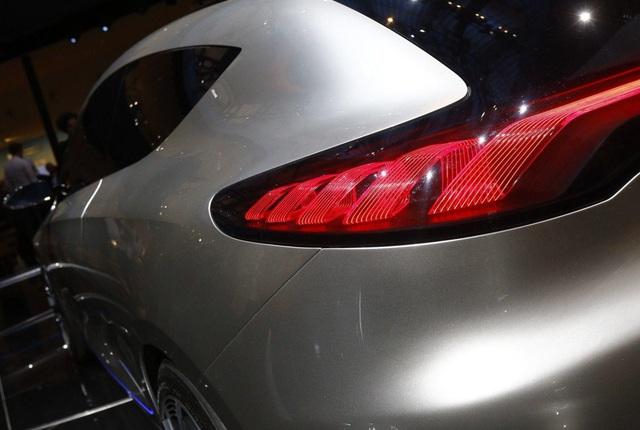 Mercedes-Benz Concept EQ A - Ô tô điện đầy phong cách - Ảnh 4.