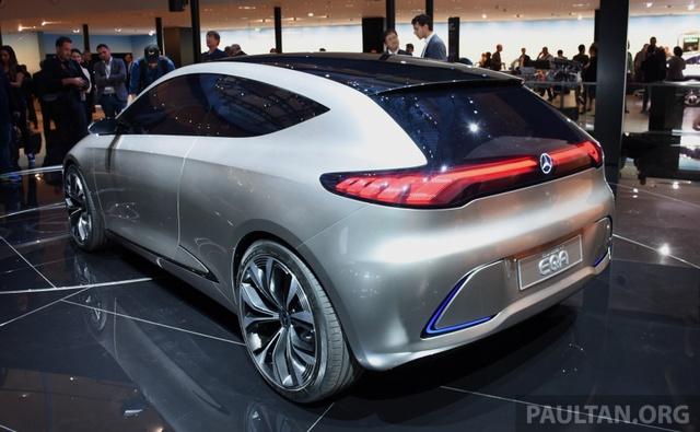 Mercedes-Benz Concept EQ A - Ô tô điện đầy phong cách - Ảnh 5.