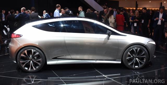 Mercedes-Benz Concept EQ A - Ô tô điện đầy phong cách - Ảnh 8.