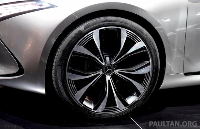 Mercedes-Benz Concept EQ A - Ô tô điện đầy phong cách - Ảnh 7.
