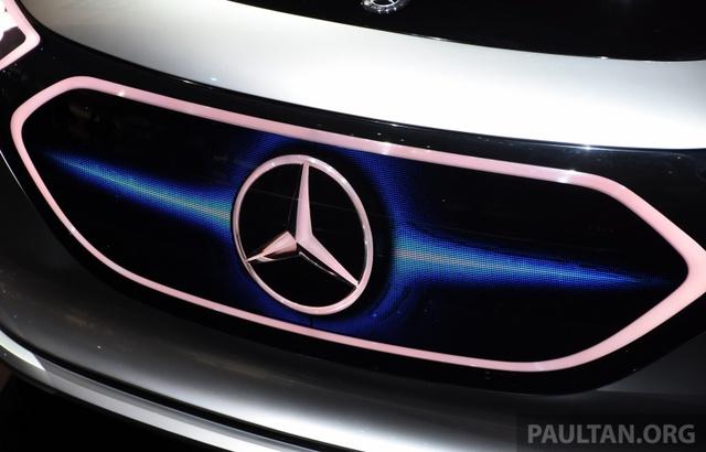 Mercedes-Benz Concept EQ A - Ô tô điện đầy phong cách - Ảnh 11.