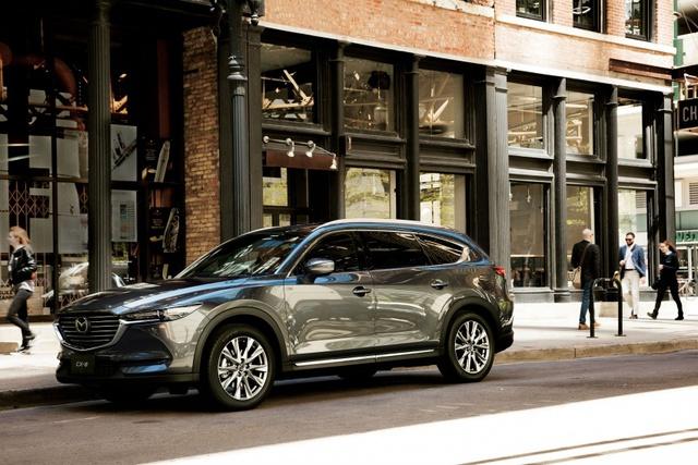 Crossover 3 hàng ghế Mazda CX-8 chính thức trình làng, giá từ 659 triệu Đồng - Ảnh 2.
