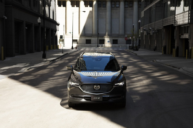 Crossover 3 hàng ghế Mazda CX-8 chính thức trình làng, giá từ 659 triệu Đồng - Ảnh 3.