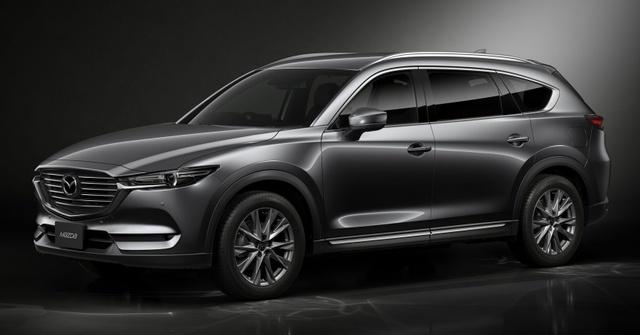 Crossover 3 hàng ghế Mazda CX-8 chính thức trình làng, giá từ 659 triệu Đồng - Ảnh 4.