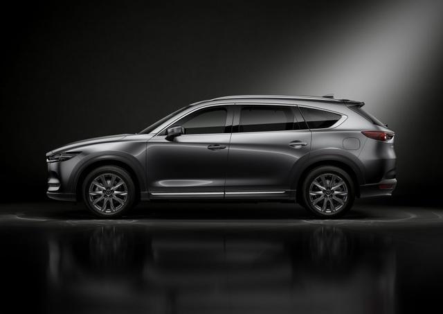Crossover 3 hàng ghế Mazda CX-8 chính thức trình làng, giá từ 659 triệu Đồng - Ảnh 5.