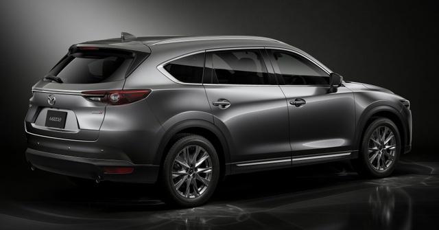 Crossover 3 hàng ghế Mazda CX-8 chính thức trình làng, giá từ 659 triệu Đồng - Ảnh 8.