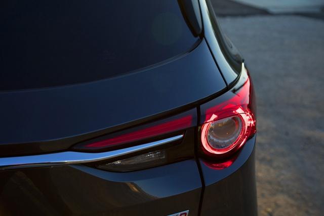 Crossover 3 hàng ghế Mazda CX-8 chính thức trình làng, giá từ 659 triệu Đồng - Ảnh 7.
