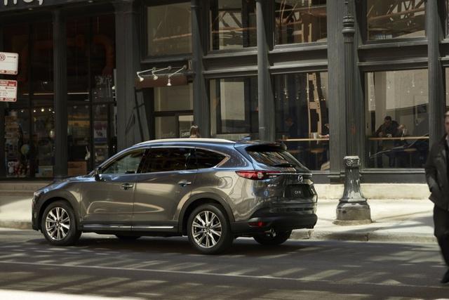 Crossover 3 hàng ghế Mazda CX-8 chính thức trình làng, giá từ 659 triệu Đồng - Ảnh 6.