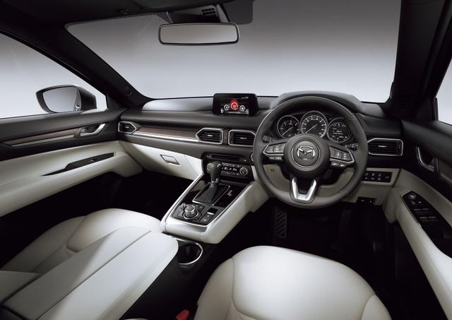 Crossover 3 hàng ghế Mazda CX-8 chính thức trình làng, giá từ 659 triệu Đồng - Ảnh 9.