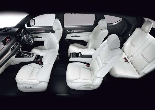 Crossover 3 hàng ghế Mazda CX-8 chính thức trình làng, giá từ 659 triệu Đồng - Ảnh 11.