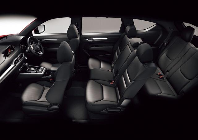 Crossover 3 hàng ghế Mazda CX-8 chính thức trình làng, giá từ 659 triệu Đồng - Ảnh 10.