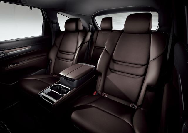 Crossover 3 hàng ghế Mazda CX-8 chính thức trình làng, giá từ 659 triệu Đồng - Ảnh 12.