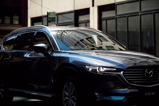 Crossover 3 hàng ghế Mazda CX-8 chính thức trình làng, giá từ 659 triệu Đồng - Ảnh 14.