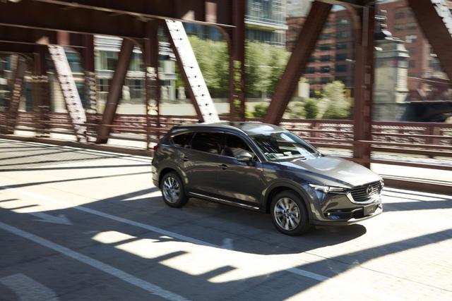 Crossover 3 hàng ghế Mazda CX-8 chính thức trình làng, giá từ 659 triệu Đồng - Ảnh 15.