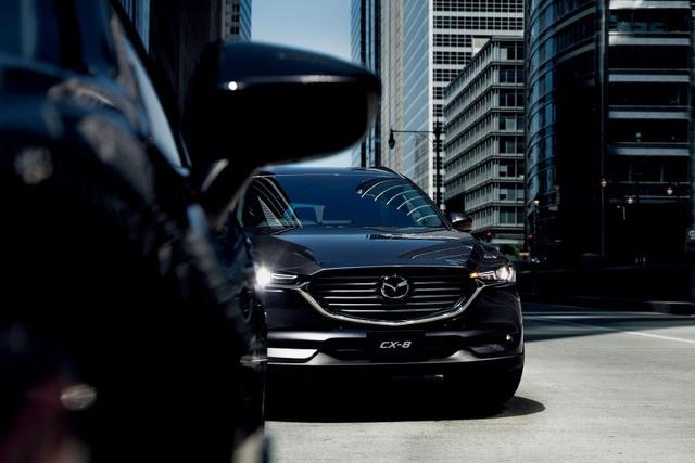 Crossover 3 hàng ghế Mazda CX-8 chính thức trình làng, giá từ 659 triệu Đồng - Ảnh 16.