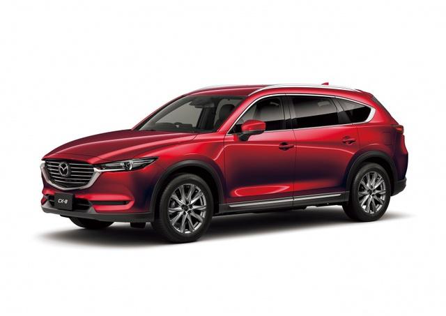 Crossover 3 hàng ghế Mazda CX-8 chính thức trình làng, giá từ 659 triệu Đồng - Ảnh 17.