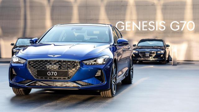 Sedan thể thao Genesis G70 chính thức trình làng, cạnh tranh BMW 3-Series và Mercedes-Benz C-Class - Ảnh 3.