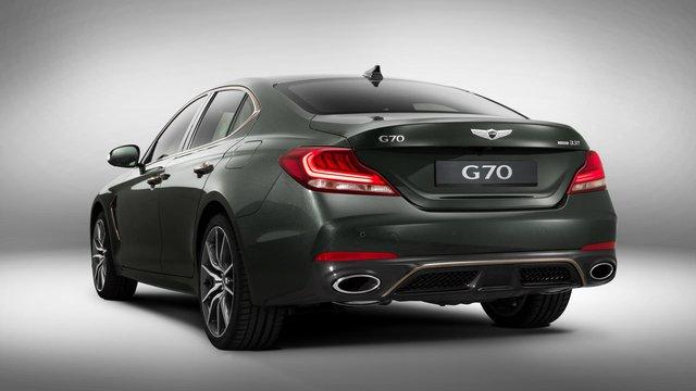 Sedan thể thao Genesis G70 chính thức trình làng, cạnh tranh BMW 3-Series và Mercedes-Benz C-Class - Ảnh 9.